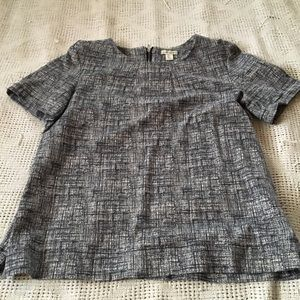 Structured top by Mercer and Madison